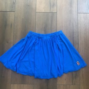 VTG 90s Nike Tennis Skirt Pleated Rare